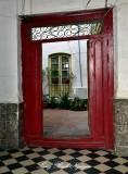 Hidden Courtyard in Spain