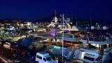 Yachts at Marbella Marina Spain 728