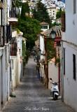 Calle Plegadero Alto, Granada, Spain