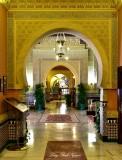Hotel Alhambra Palace Lobby, Granada, Spain