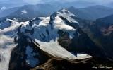 Mount Olympus, Hoh Glacier, Blue Glacier, Humes Glacier, Olympic National Park, Washington 209