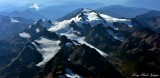 Hoh Glacier, Humes Glacier, Mount Mathias, Mount Olympus, Olympic National Park, Washington 115