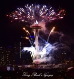 New Year Celebration over Space Needle 2016 155a
