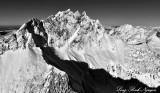 Three Fingers Mountain, Mt Bullon, Whitehorse Mountain, Cascade Mountains Washington 155