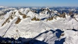 Mt Redoubt, Redoubt Glacier, Mox Peaks, Mount Spickard, North Cascades National Park 257