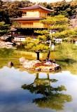 Golden Temple Kyoto Japan 2000