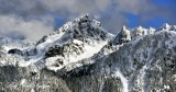 Del Campo Peak, Cascade Mountains Washington 287