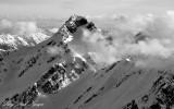 Del Campo Peak Washington Cascade Mountains 248a