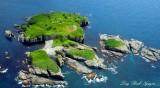 Tatoosh Island and Lighthouse, US Coast Guard Reservation, Pacific Ocean, Washington 433