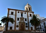 Church of Our Lady of Mercy Round Ronda Spain 593