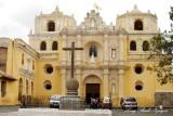 Antigua Guatemala Cathedral Guatemala 037