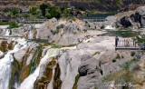 Shoshone Falls and Park Snake River Twin Falls Idaho 169