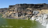 Powerhouse at Shoshone Falls Snake River Twin Falls Idaho 175