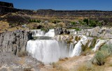 Shoshone Falls and Park Snake River Twin Falls Idaho 178