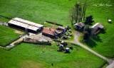 Run Down Barn and Farm Enumclaw Washington 046