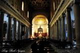 Basilica of Santa Maria in Trastevere Rome Italy 544