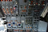 Retired American Airlines Boeing 727 Flight Engineer Station  at Clay Lacy Aviation Seattle 237