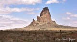 Agathla Peak Navajo Nation Reservation Arizona 450