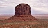 Merrick Butte, Monument Valley, Tribal Park, Navajo Nation Arizona 627