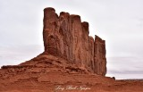 Elephant Butte Monument Valley Navajo Tribal Park Arizona 710
