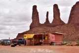 Indian Fry Bread at John Fords Point, Monument Valley, Navajo Tribal Park, Arizona 731