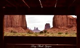 North Window Overlook to Monument Valley Navajo Tribal Park Arizona 894