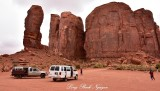 The Thumb Camel Butte Monument Valley Navajo Tribal Park Arizona 885