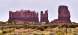 Stagecoach, Bear and Rabbit, Castle Rock, Monument Valley, Utah 1018