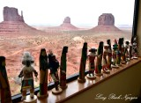 Navajo Arts in The View Trading Post Monument Valley Navajo Tribal Park Arizona 1131