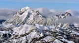 Mount Stuart Sherpa Peak Argonaut Peak Dragontail Peak Stuart Range 420