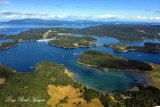 Roche Harbor Wescott Bay Over Henry Island Washington 116