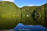 Calm Water of Vernon Bay Barkley Sound Vancouver Island Canada 052
