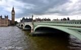 Westminster Bridge Houses of Parliament Big Ben London 139