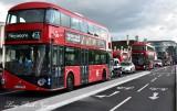 London Mode of Transportation on Westminster Bridge London 162