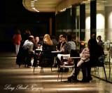 Enjoying the Evening at Royal Festival Hall Southbank London 377