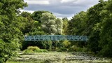 Mortain Bridge across River Stour Blandford Forum England 044