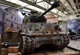 Tank from the movie Fury The Tank Museum Bovington England 024