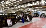 Katherine at Tank Museum Bovington England 014