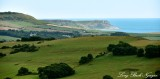 Dorset Landscape near Tyneham Village England 047