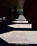 Shadows in Financial District Building San Francisco 239