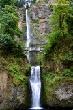 Multnomah Falls Historic Columbia River Highway US 30 Oregon 345