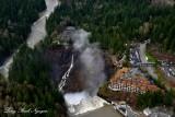 Snoqualmie Falls Salish Lodge Snoqualmie River Washington 8
