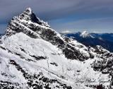 Sloan Peak Bedal Peak Pugh Peak Mt Baker and Mount Shuksan Cascade Mountains 561