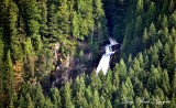 Wallace Falls Cascade Mountains Washington 116