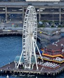Seattle Great Wheel Alaskan Way Viaduct Seattle 142