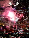 Space Needle on New Year Eve 2016 023