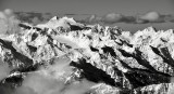 Mount Olympus of Olympic National Park 414a