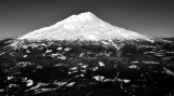 Mount Shasta Stratovolcano California 344a