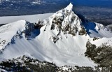 Mount Thielsen Cascade Mountain Range Oregon 599