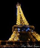 Blue Light Special, Eiffel Tower, Paris, France